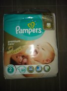 Pleny Pampers premium care 3-6 kg