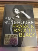 Amy Winehouse Frank & Back to black 4xCD