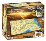 National Geographic - 4D Puzzle Egyp