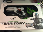 TERRITORY Laser Game duo-pack