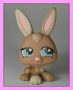 +++ LITTLEST PET SHOP - LPS - KRÁLÍK +++