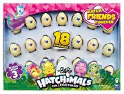 Hatchimals 18 colleggtibles vajíčka serie 3