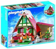 Playmobil 5976 chaloupka Santa Clause