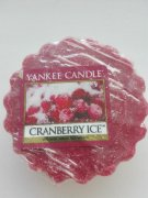 Vonny vosk YANKEE CANDLE Cranberry Ice 22 gramu