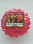 Vonny vosk YANKEE CANDLE Christmas Memories 22 g