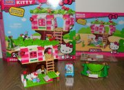 Mega Bloks - Hello Kitty - Stromový domek