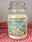 Yankee Candle svíčka Fudge Riple USA 2015