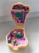 Polly Pocket stáj s koníkem