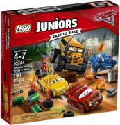 LEGO CARS 3 JUNIORS 10744 ZÁVOD Thunder Hollow Cra
