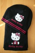 Set-čepice+šála Hello Kitty
