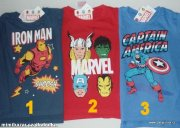 TRIKO IRON MAN, MARVEL, CAPTAIN AMERICA