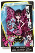 Mattel Monster High DNX65 Netopýrka DRACULAURA