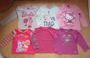 Trika Barbie,I love Dad, Kitty, Upsy Daisy,myškové
