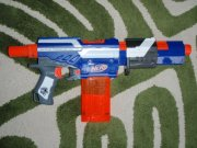 NERF Elite Alpha Trooper CS-12
