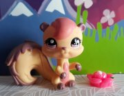 LPS LITTLEST PET SHOP veverka