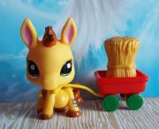 LPS LITTLEST PET SHOP osel, oslík