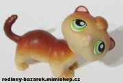 LITTLEST PET SHOP fretka  +  magnet LPS 289