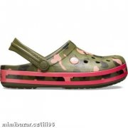 Crocs Crocband Seasonal Graphic Clog W7 37/38