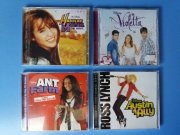 originál 4ks CD Disney Channel