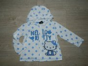MIKINA GEORGE HELLO KITTY Vel. 92/98