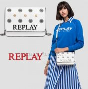 ✿Crossbody / Kabelka REPLAY✿