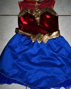 SUPERGIRL,SUPERMANKA,SUPER GIRL,ŠATY,