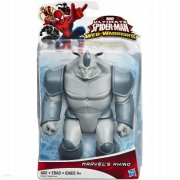SPIDERMAN ULTIMATE WEB-WARRIORS MARVELS RHINO 15CM