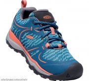 Keen Terradora low WP aqua sea/coral US 4