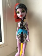 Panenka Monster High Operetta