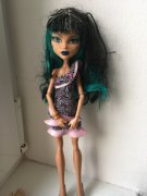 Panenka Monster High Cleo de Nile