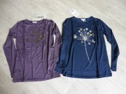 Triko Falkirk Dark Purple a Navy vel.134/140