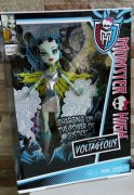 MONSTER HIGH superhero Frankie