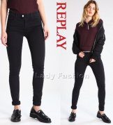REPLAY SUPER SKINNY FIT TOUCH ● Skladem vel.30/32