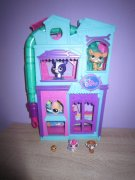 Littlest pet shop domeček