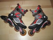 Inline brusle K2 IMPULSE LS vel. 37