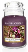 Moonlit blossoms velký classic Yankee candle