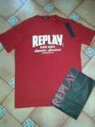 Tričko Replay - L,XL