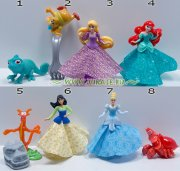 Kinder figurky - Disney Princess EN365-SE570, 2018