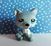 LPS LITTLEST PET SHOP husky