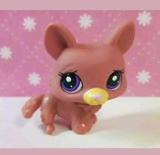 LPS LITTLEST PET SHOP pejsek korgi