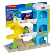 Mattel Fisher Price Little People garáž