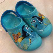 Sandály Crocs Finding Dory Clog