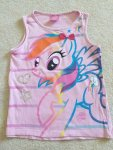 Tilko triko My little pony, vel. 104