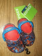 Crocs Spidermann vel. C5