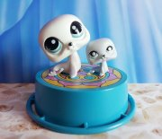 LPS LITTLEST PET SHOP tuleň,  lachtan