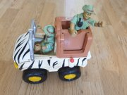 SAFARI JEEP - FISHER PRICE
