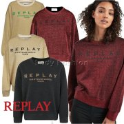 Mikina REPLAY ● 4 barvy