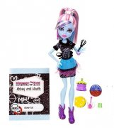 Monster High - Abbey Bominable & Heath Burns