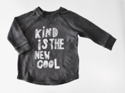 Tričko/Mikina H&M - KIND IS THE NEW COOL – vel. 74