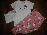 Komplet set Hello Kitty